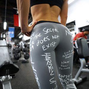 SUNNYFOR Ropa De Yoga Mujer Medias Mujeres Leggings Deportivos Fitness Gym Leggings Mujeres Lycra Pantalones Deportivos Mujer Yoga Sport Leggings 3//4